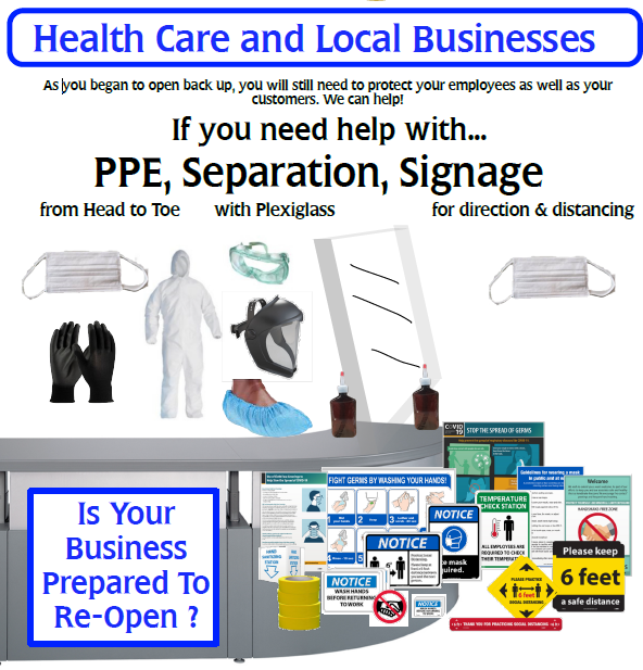 COVID_PPE_Separation_Signage_Sanitizer_Face Mask